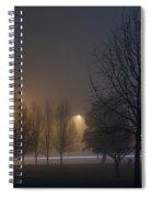 Dreamy Nightmare Spiral Notebook