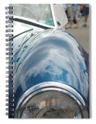 Dreamy Reflections Spiral Notebook