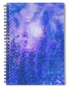 Dreamy Summer Spiral Notebook