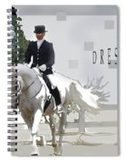 Dressage Spiral Notebook