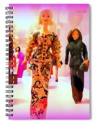 Dressed For Success Spiral Notebook