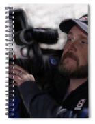 Dre The Drone King Spiral Notebook