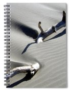 Drifting Sand Spiral Notebook