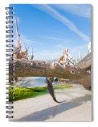 Driftwood C141351 Spiral Notebook