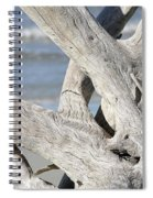 Driftwood Detail Spiral Notebook