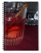Drink Up Spiral Notebook