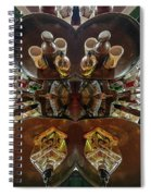 Drinks Spiral Notebook