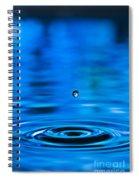 Drip Drop Spiral Notebook
