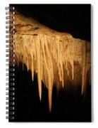 Drips - Cave Spiral Notebook