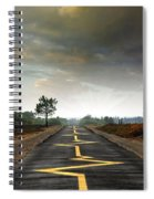 Drive Safely Spiral Notebook