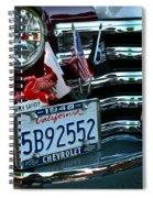 Drive Safely Spiral Notebook