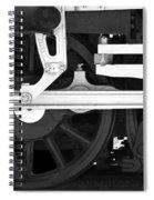 Drive Train Spiral Notebook