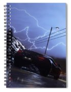 Driveclub Spiral Notebook