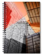 Driven To Abstraction Spiral Notebook