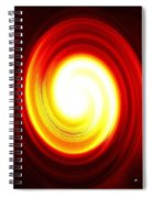Driving Force Spiral Notebook