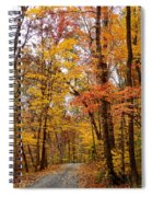 Driving Home Spiral Notebook