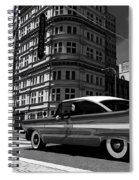 Driving Nun Spiral Notebook