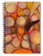 Driving The O Train Spiral Notebook