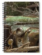 Driving Under The Influence Spiral Notebook