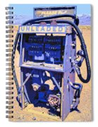 Droid 1 Spiral Notebook