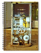 Droid 2 Spiral Notebook