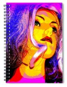 Drucilla Spiral Notebook