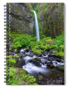 Dry Creek Falls Spiral Notebook