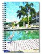 Dry Dock Bird Walk Spiral Notebook