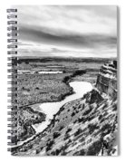 Dry Falls Spiral Notebook