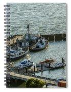 Dry Weight Spiral Notebook