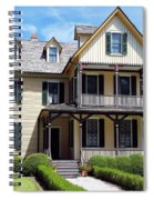 du Bignon Cottage Spiral Notebook