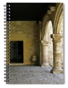 Dual Areches And Urns Spiral Notebook