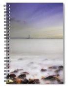 Dublin Bay Spiral Notebook