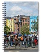 Dublin Day Spiral Notebook