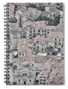 Dubrovnik Rooftops #2 Spiral Notebook