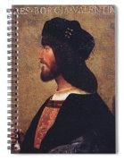 Duca Valentino Spiral Notebook