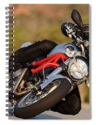 Ducati Spiral Notebook
