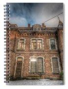 Duchess Full Frontal  Spiral Notebook
