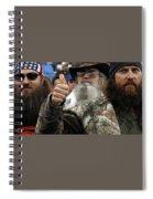 Duck Dynasty Spiral Notebook