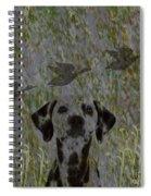 Duck Hunter Spiral Notebook