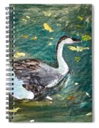 Duck Spiral Notebook