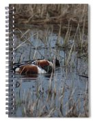 Ducks Spiral Notebook