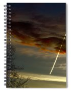 Due East Spiral Notebook