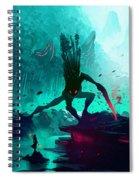 Duelyst Spiral Notebook