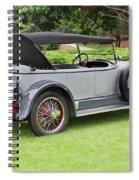 Duesenberg Model A Spiral Notebook