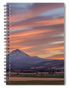 Dufur Views Spiral Notebook
