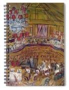 Dufy: Grand Concert, 1948 Spiral Notebook