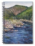 Duivenhoks Dam Heidelberg South Africa 2016 Spiral Notebook