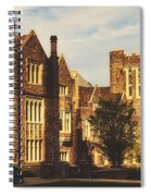 Duke University Campus Spiral Notebook