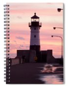 Duluth Sunrise Spiral Notebook